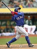 추신수, 2경기 연속 홈런포‧첫 고의사구…텍사스는 역전패