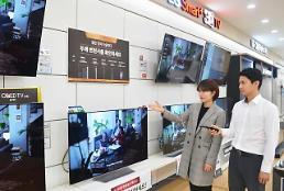 전자랜드프라이스킹, 2018년 신모델 TV 구매고객 대상 혜택 제공