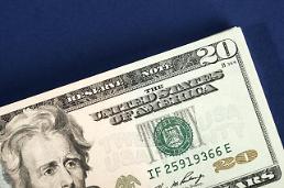 美 경제지표 호조로 달러 강세…원·달러 환율 상승 출발