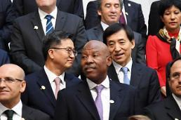 외환개입 공개 앞둔 김동연 경제부총리와 이주열 한은 총재