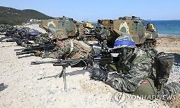 한미, 예정대로 키리졸브 연습 진행… 남북 정상회담엔 '훈련평가'만