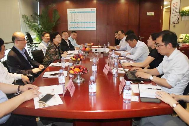 옌타이시, 베이징서 투자유치활동 펼쳐 [중국 옌타이를 알다(309)]