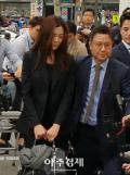 """경찰 출석한 조현민 연신 """"죄송하다""""… 갑질 사태는 일파만파"""