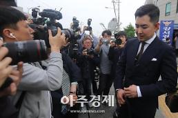 [포토] 기자들 앞에 선 박창진 전 대한항공 사무장