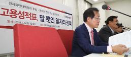 [文정부 1년] 洪·安·劉 '대선 패장'들, '경제 정책' 질타
