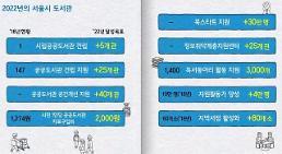 서울시, 지식문화도시로 거듭난다… 시립도서관 5개 권역별 확충