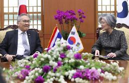 한-태국 외교장관회담…한반도 정책·신남방정책 지지 확인