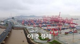 [르포] 스마트항만에 투자하는 中…해양경쟁력 위협 받는 韓