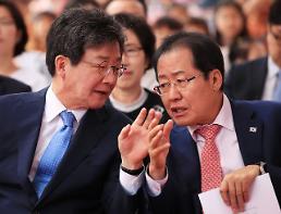 여야 드루킹 특검 공방…정부 꼼수 vs 대선 불복