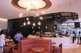 프리미엄 커피 전문점 '폴 바셋' 100호점 개장