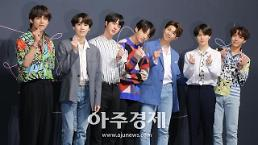 [AJU★이슈] 방탄소년단, 앨범발매 첫 주부터 100만장 돌파…기록의 보이밴드