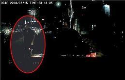 투스카니 의인에 이어 고의 교통사고로 의식잃은 운전자 살린 경찰관