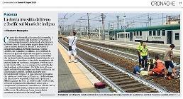 이탈리아서 열차사고 구조현장 배경으로 셀카 논란…과거에도 있었다?