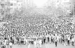 6·10 민주항쟁 31주기…서울 곳곳서 민주주의 정신 기념