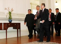 동양의 스위스 싱가포르의 '장소제공' 외교