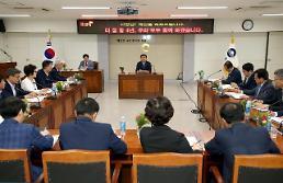 [6·13 지방선거] 허성곤 김해시장, 시정복귀 시정현안 챙겨