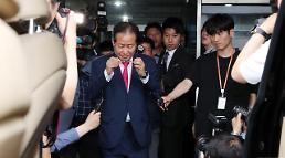 한국당 지도부·시도당위원장 사퇴하고 김성태 권한대행 체제로
