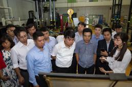 철도기술연구원, 베트남에 기술 전파