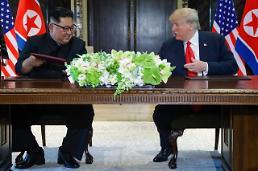 트럼프-김정은 사실상 핫라인 구축...  김정은, 어려움 생기면 언제든 전화할 수 있어