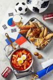 """[월드컵] 식품·외식업계, 한국-스웨덴 첫 경기 """"야식 책임집니다"""""""