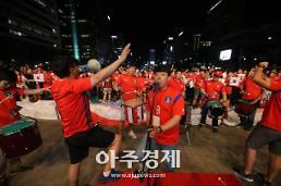 [포토] 붉은악마, 힘찬 응원