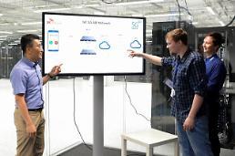 SKT-노키아, 5G 단독 규격으로 데이터 전송 시연 성공