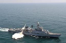 해군 3함대 소속 마산함서 폭발 추정 사고…1명 사망(종합)