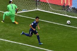 [월드컵] 콜롬비아와 일본의 운명 결정한 전반 3분