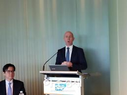 """스콧 러셀 SAP 아태지역 회장 """"4차 산업혁명 시대, 데이터 활용능력이 기업 운명 좌우"""""""