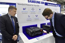 삼성SDI, 가정용 ESS 모듈 신제품 출시…1위 기업 위상 우뚝