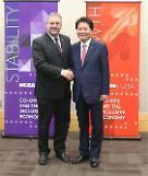 김병원 회장, 2018 국제협동조합연맹 글로벌이사회 참석