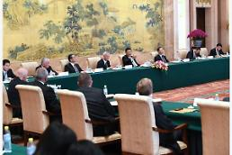 미국 겨냥했나, 시진핑 보호무역에 험난, 중국 시장 개방은 계속