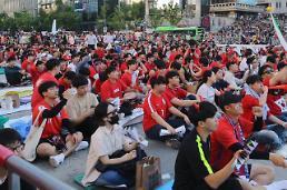 인천교통공사, 24일 임시열차 운행 월드컵 보고 안전귀가하세요