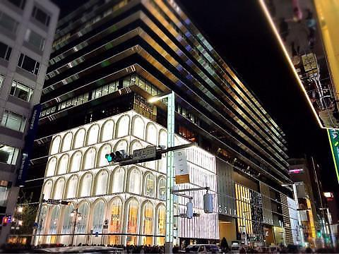 [주52시간 근무 시행] ⑧ 日 도쿄 긴자거리 불야성은 옛말