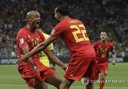 [월드컵] '32년만의 4강' 벨기에, 산 넘어 산…네이마르의 브라질 넘었더니 음바페의 프랑스