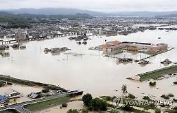 폭우·지진 등 자연재해에 신음하는 일본...최소 67명 사망, 피해 눈덩이