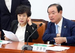 """평화당 """"송영무 장관, 여성 발언 충격적…개각에 포함돼야"""""""