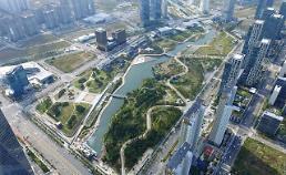 [기획]조성 10년맞은 송도국제도시 센트럴파크 국제적명소로 자리매김