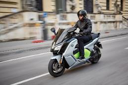 BMW 모토라드, 뉴 C 에볼루션 공식 출시···가격은 2490만원