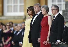 """트럼프 """"북핵 해결, 좋은 느낌 있지만 오래 걸릴수도"""""""
