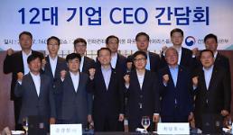 정부, 일자리 창출 SOS에 대기업 전전긍긍