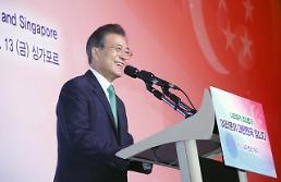 문 대통령, 인도·싱가포르 순방으로 신남방정책 본궤도에 올라