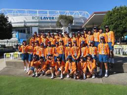 기아차, 2019 호주오픈 볼키즈 모집… 영어·실기 평가 실시