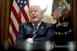 트럼프, 대북협상 시간·속도 제한 없어...속도조절 재확인