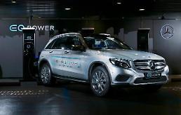 벤츠 코리아, KT와 제휴해 차량용 충전기 개발 및 판매 본격화
