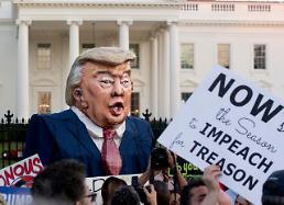 [포토] 반역자 트럼프,탄핵
