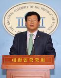 """설훈 """"민주당, 선당후사 리더십 절실""""…최고위원 출마 선언"""