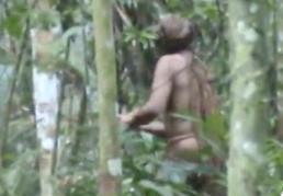 [포토] 아마존 원주민 포착