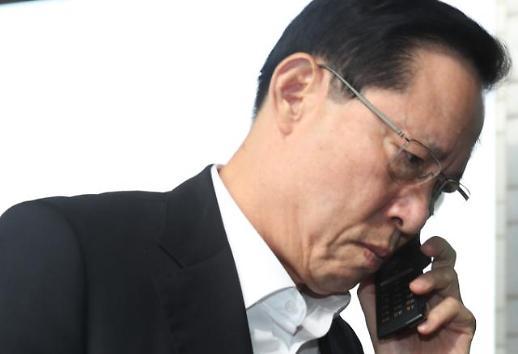 바른미래 송영무 국방, 자진사퇴 않을 경우 해임결의안 추진