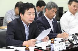 """홍종학 """"최저임금 인상 대책 마련""""…상인들과 머리 싸맨다"""